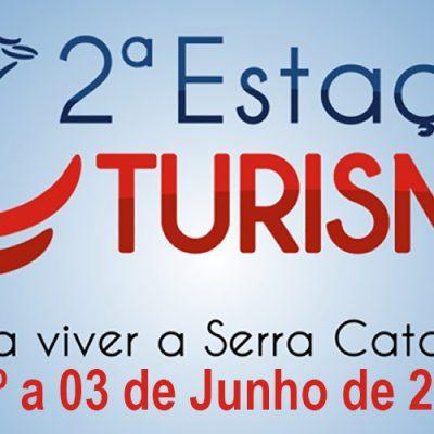 2ª Estação Turismo é adiada para a data de 1º a 03 de Junho de 2021