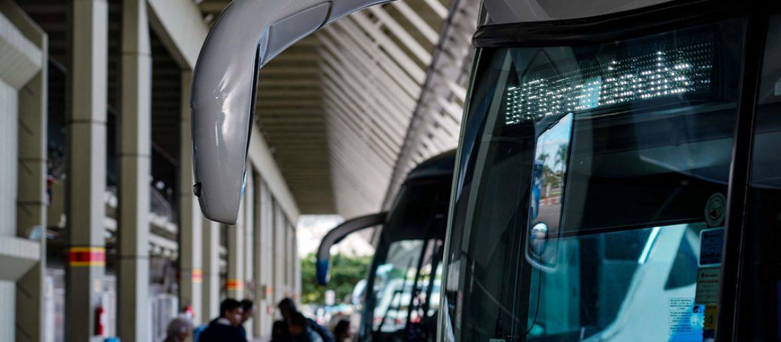 Ao permitir que mais empresas possam operar nas linhas, a disputa pelo passageiro aumenta/Foto: Ricardo Wolffenbuttel/Secom