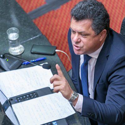 Deputado Ivan Naatz, líder da bancada do PL/Foto: Fábio Queiroz- Alesc