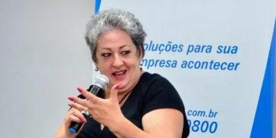 Rosi Dedekind, de Joinville, estará à frente da entidade entre 2021 e 2023/Foto: Internet