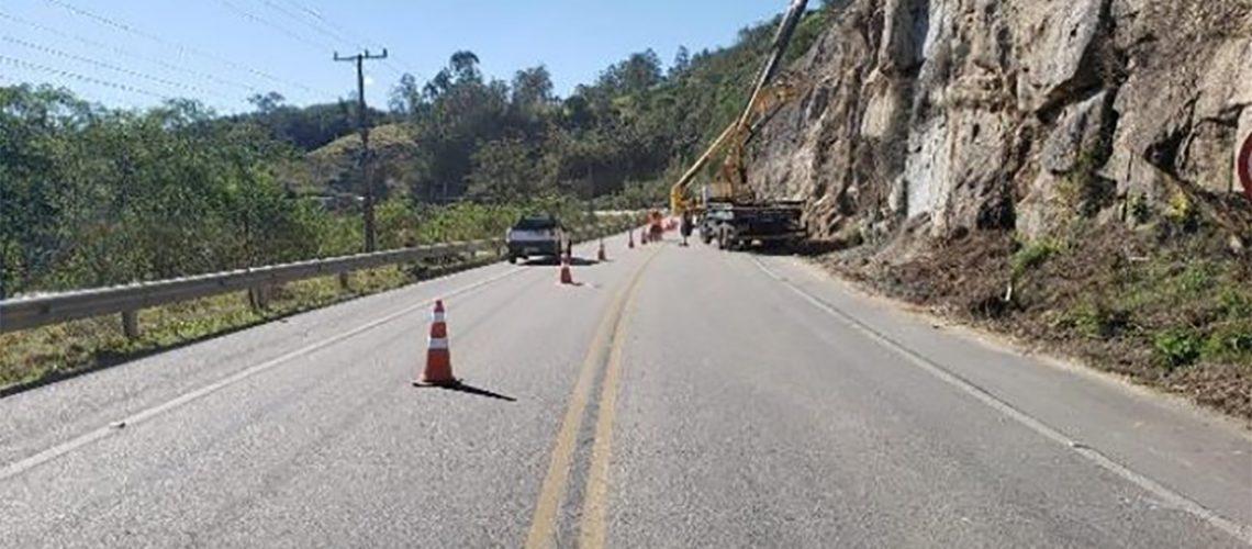 Entre os dias 23 de dezembro e 4 de janeiro o tráfego de veículos na Serra do Rio do Rastro estará liberado/Foto: Divulgação