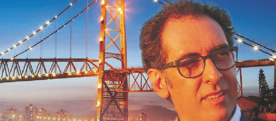 Mário Moita nos últimos anos tem divulgado a cultura açoreana por Santa Catarina/Foto: Assessoria de Imprensa