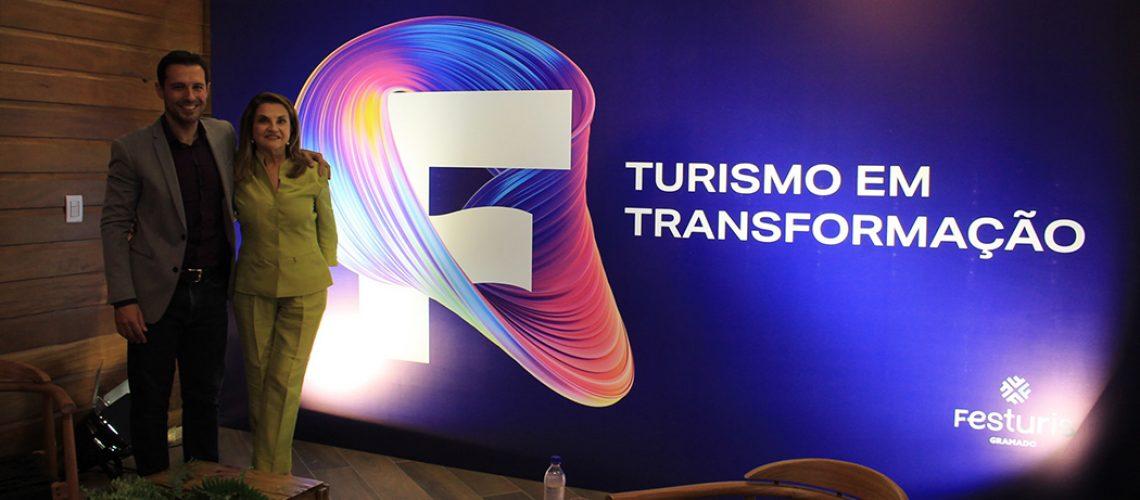 O Festuris chega aos 33 anos com uma nova identidade que marca o cenário de transformação