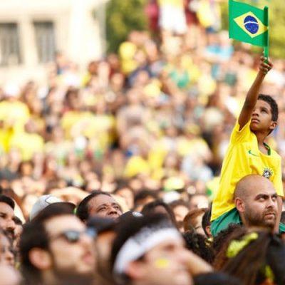 O Brasil ganhou mais 1,6 milhão de habitantes em um ano/Foto: Internet