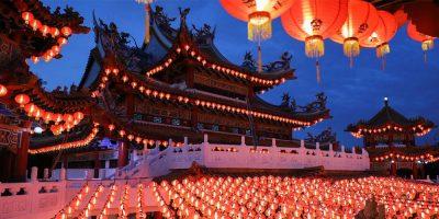 No calendário chinês, os anos são dedicados a animais/Foto: Lim Huey Teng/Reuters