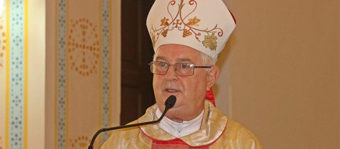 Dom Frei Mário Marquez celebrou 40 anos de Ordenação Sacerdotal