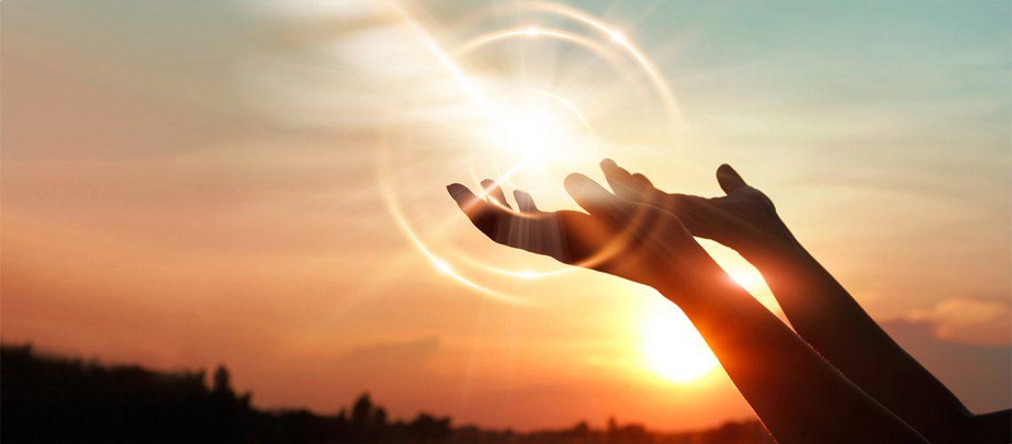 Nós precisamos ter uma fé viva!/foto: Internet