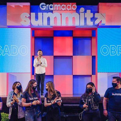 Gramado Summit está promovendo uma nova campanha solidária