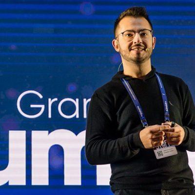Marcus Rossi - CEO & Co-Fundador na empresa Gramado Summit/Foto: Internet