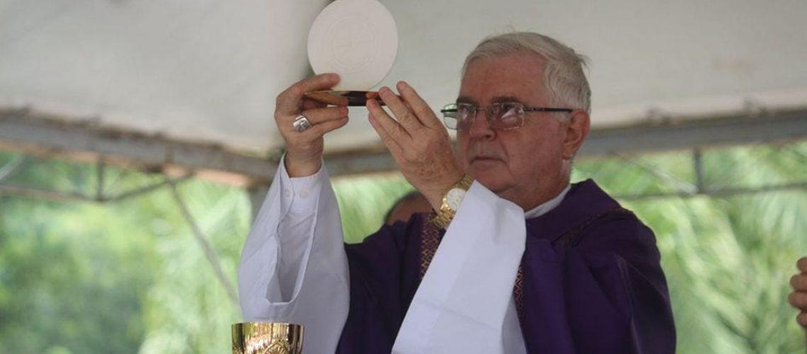 Dom Frei Mário Marquez celebrará a Santa Missa no Cemitério Frei Edgar na segunda-feira (02) a partir das 08h30