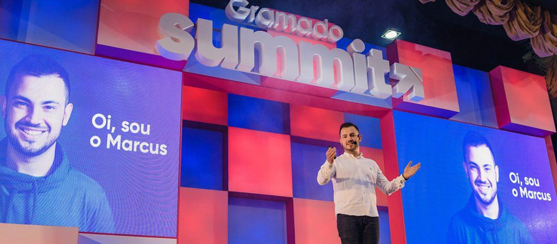 A Gramado Summit ocorre de 10 a 12 de março de 2021, no Serra Park, em Gramado/RS