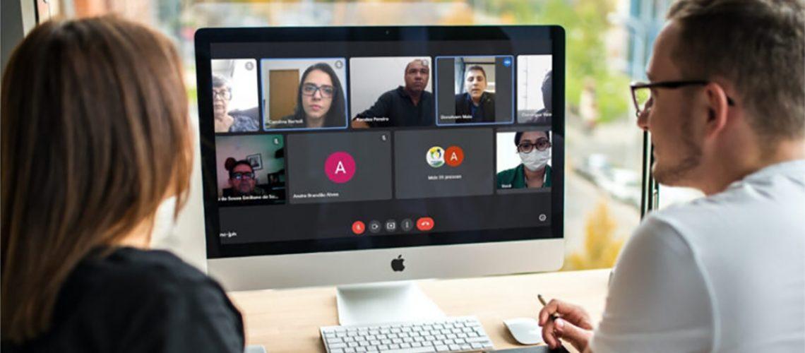 Com a naturalização das webconferências, já é possível vislumbrar a adaptação de cada pessoa ao modelo e identificar as vantagens do novo contexto