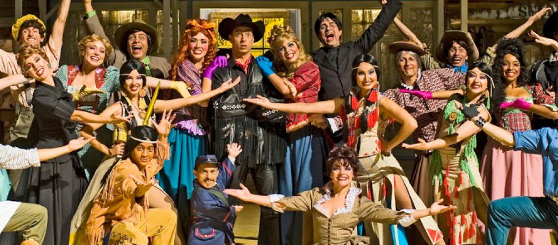 Bailarinos de todo o Brasil e da América Latina podem participar/Foto: Beto Carrero World