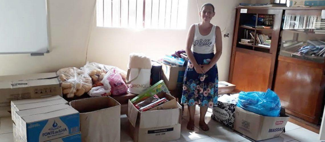 A ONG Dindos do Bem será parceira da Associação de Moradores da Vila Cachoeirinha/Foto: Assessoria de Imprensa