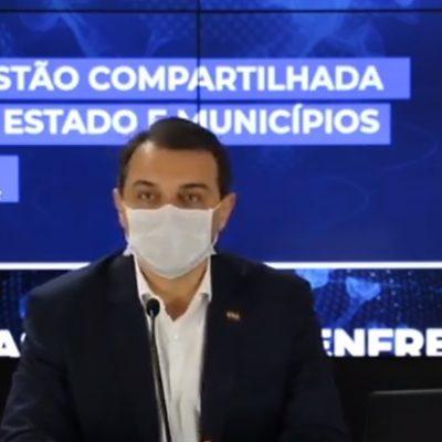 Governo do Estado dá início do processo de regionalização das medidas de isolamento social/Foto: Divulgação Internet