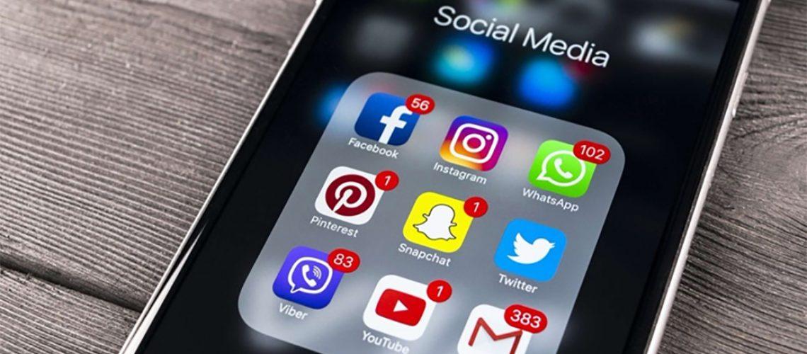 No Brasil, são mais de 150 milhões de usuários de redes sociais/Foto: Internet
