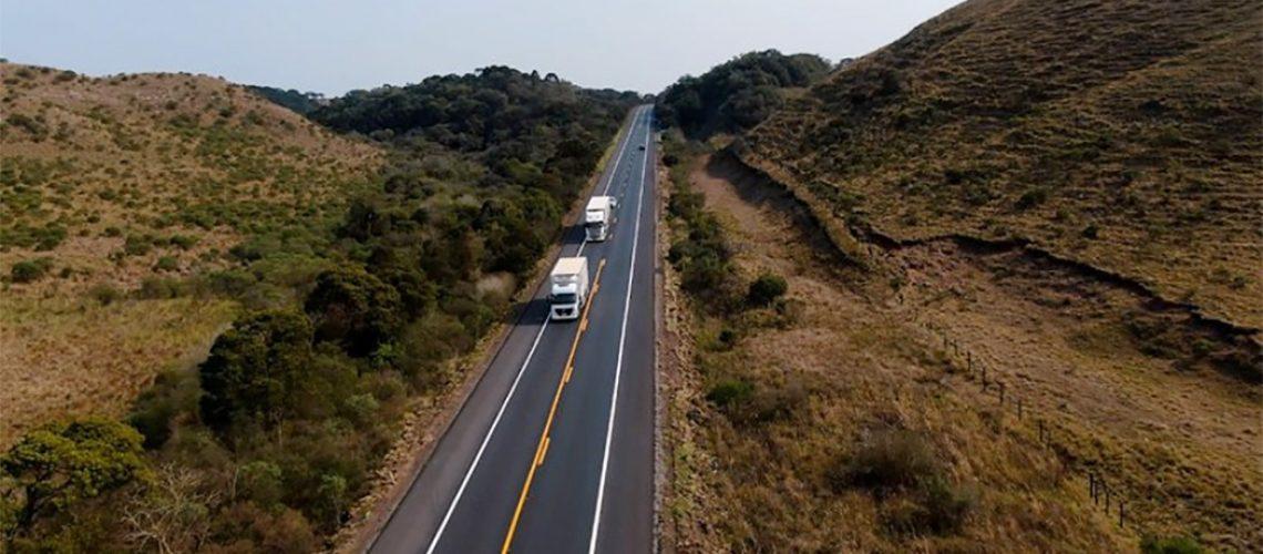 Irani agora tem seu acesso pela rodovia BR-153/SC com mais conforto e segurança