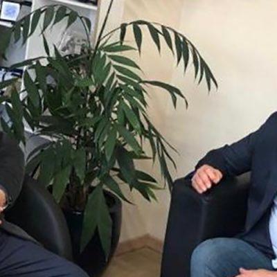Naatz deve conversar com o senador Jorginho Mello e bancada federal catarinense sobre emendas parlamentares /Foto:Divulgação
