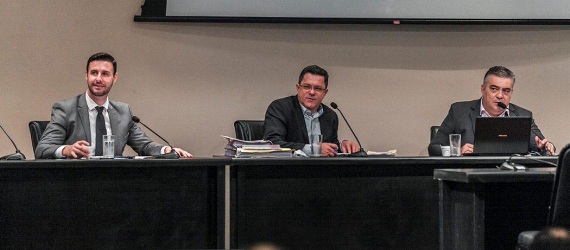 Naatz e a presidência da CPI mantém a expectativa de encerrar os trabalhos até o final deste mês de julho/Foto: Bruno Collaço/Alesc