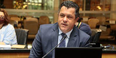 Deputado estadual catarinense Ivan Naatz  (PL) é o novo presidente do Bloco Brasileiro da UPM Agência AL
