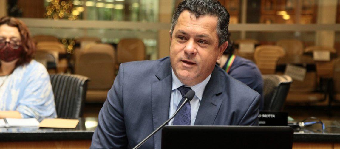 Deputado Ivan Naatz- Presidente da Comissão de Turismo e Meio Ambiente da Alesc/Foto: Sólon Soares- Agência AL