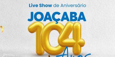 No dia 23 de agosto, a partir das 13h, acontece a Live Show