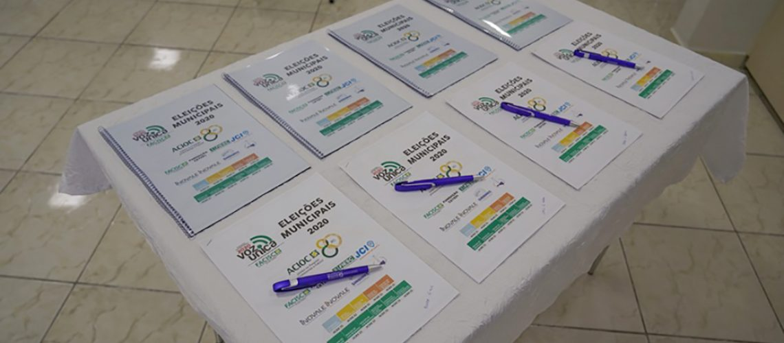 Após as eleições, a ACIOC retomar o diálogo com os prefeitos eleitos, para colaborar com a gestão municipal dando sequência ao projeto