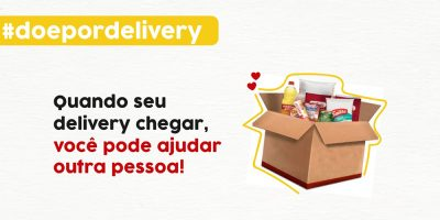 O Núcleo de Gastronomia da está arrecadando alimentos para doação por meio do Delivery/Foto: Assessoria ACIOC
