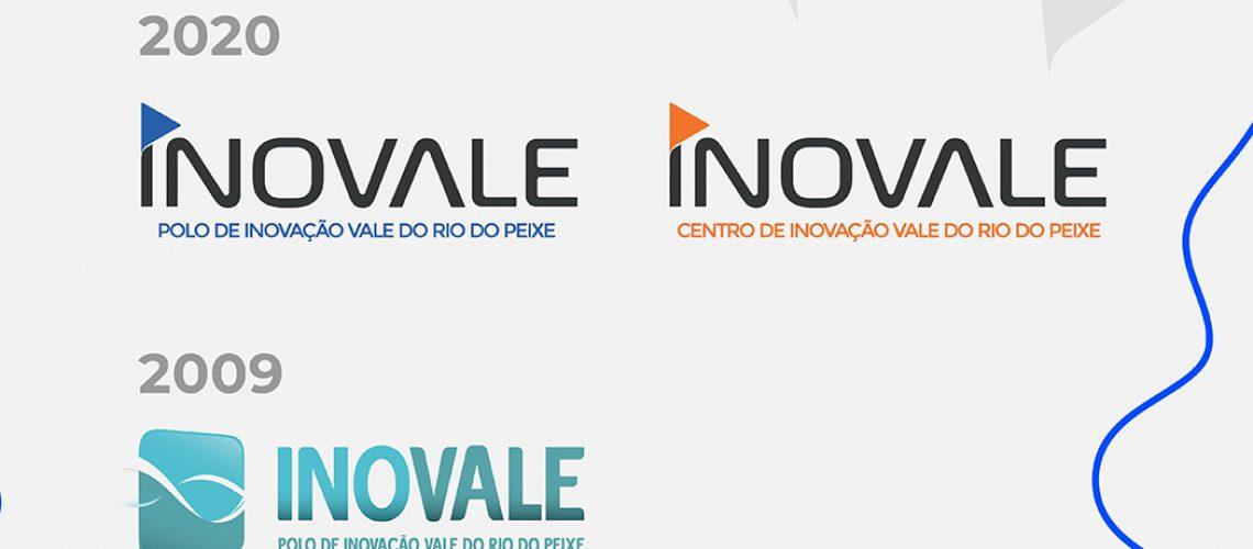A marca do Inovale mudou, mas mantém a essência de sua origem
