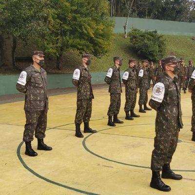 O Curso de Formação de Cabos tem por finalidade formar o Cabo da Reserva/Foto: Assessoria