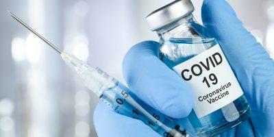 O município está finalizando a vacinação contra o COVID-19 em idosos/Foto: Internet