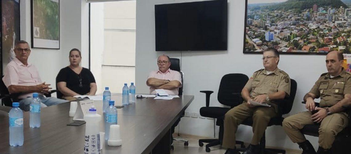 O Município de Joaçaba seguirá o Decreto e orienta a população sobre as medidas que devem ser tomadas/Foto: Assessoria de Imprensa