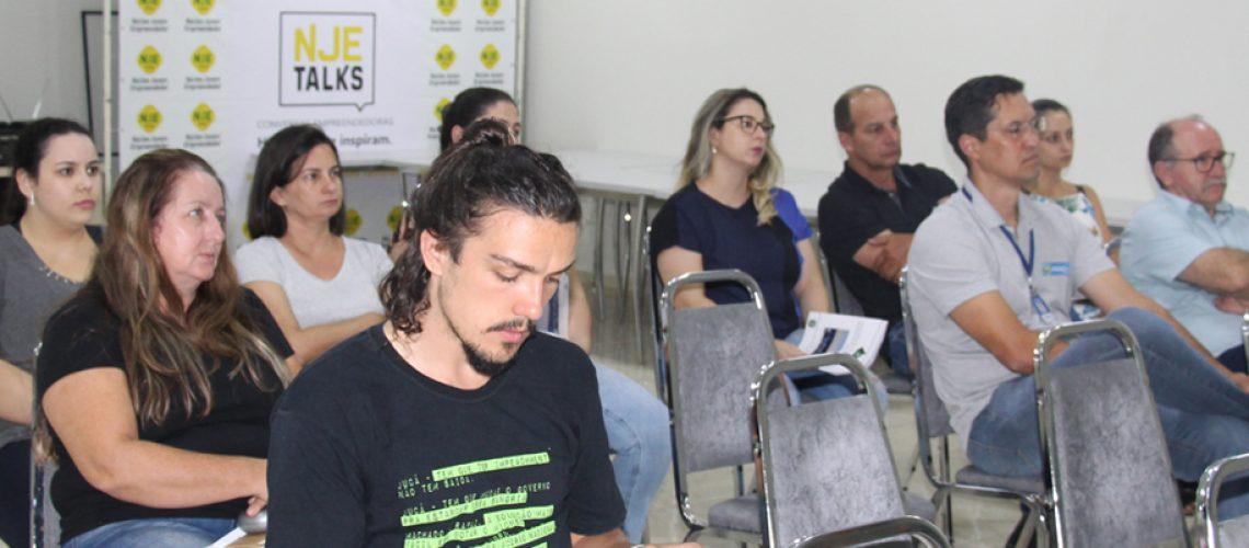 Durante a Audiência