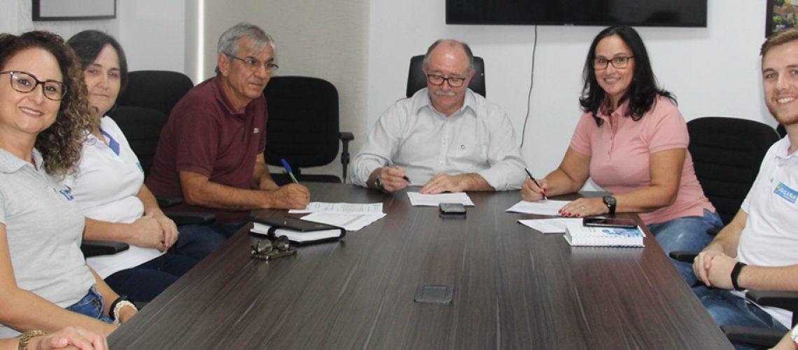 O Abrigo Municipal Frei Bruno é mantido pela prefeitura