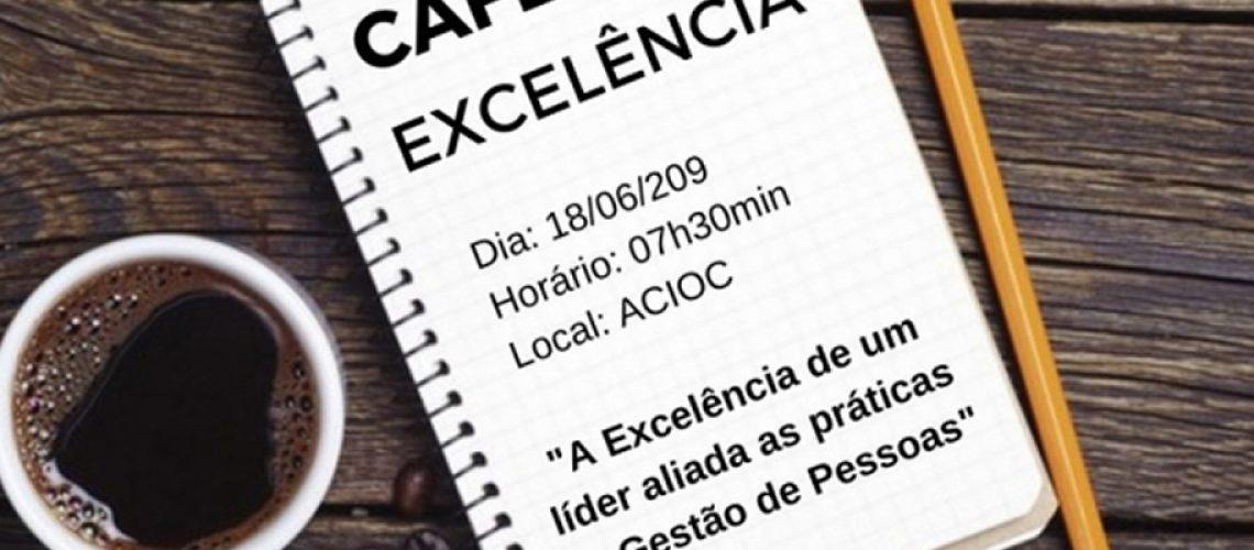 O evento será realizado no Centro Empresarial da ACIOC e as inscrições são gratuitas/Foto: Assessoria de Imprensa