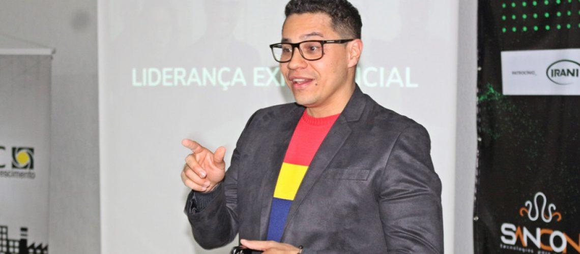 A derradeira apresentação foi feita por Diego Silva