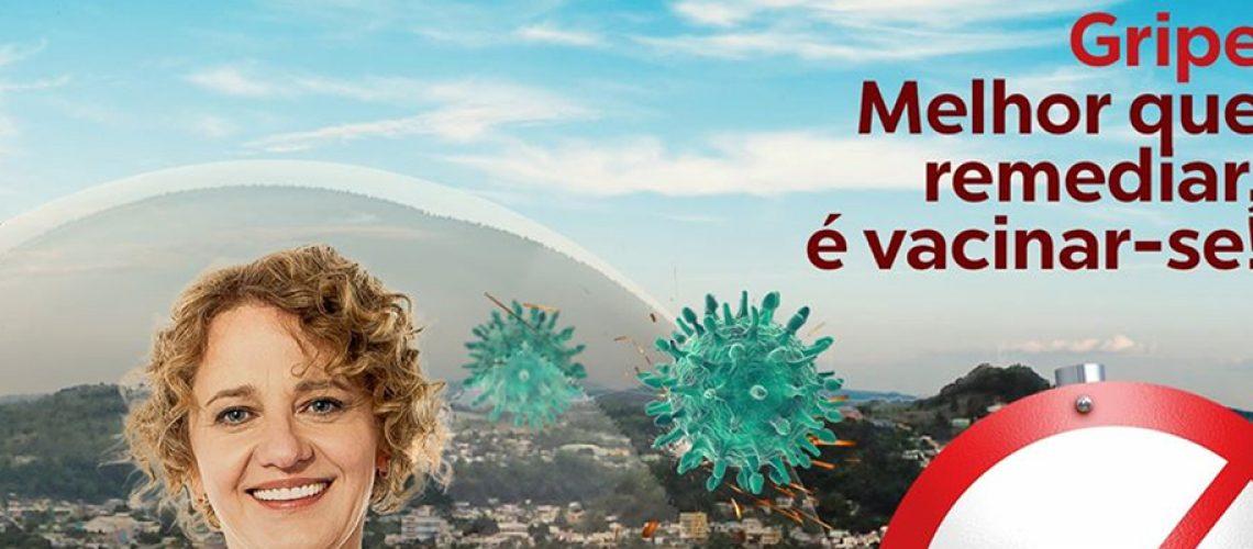 A Campanha Nacional de Vacinação contra a Gripe nesta primeira fase