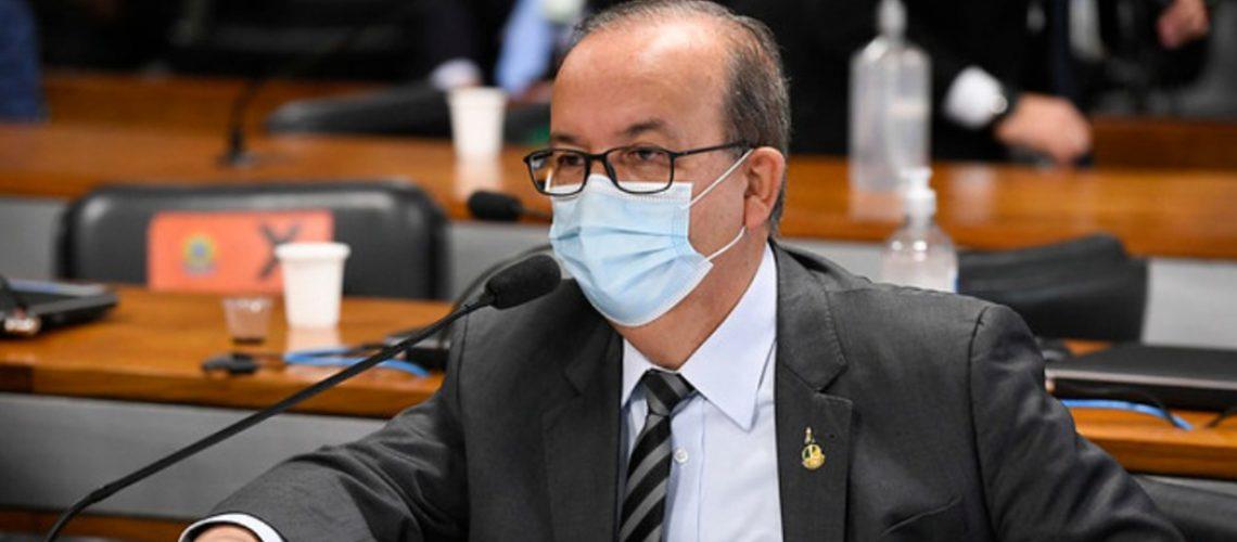Jorginho pediu inclusive para que a presidência do senado auxilie nas negociações para que a pauta da Câmara seja destravada