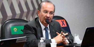 Jorginho Mello soma 57 projetos de lei apresentados nas comissões do senado