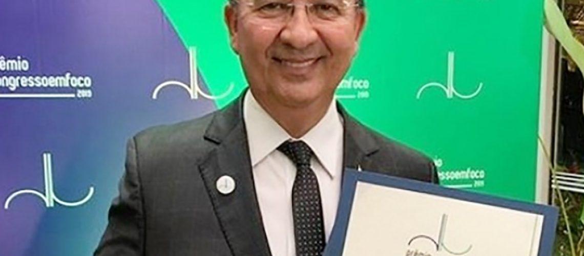 . Jorginho Mello (PL) é o único entre os senadores de Santa Catarina habilitados para a disputa/Foto: Assessoria