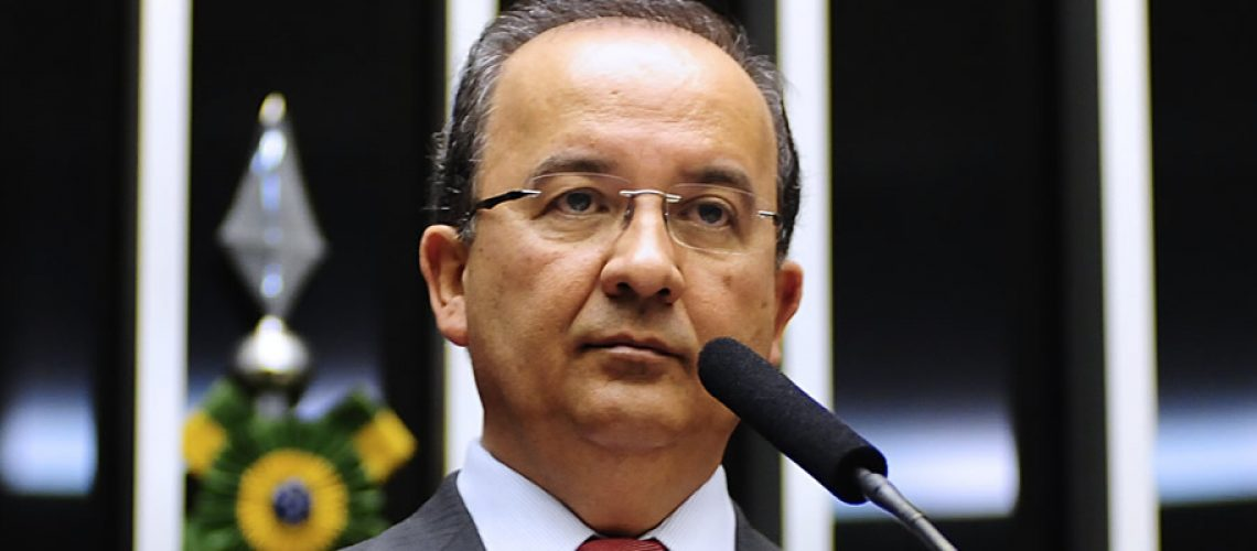 O Senador Jorginho Mello