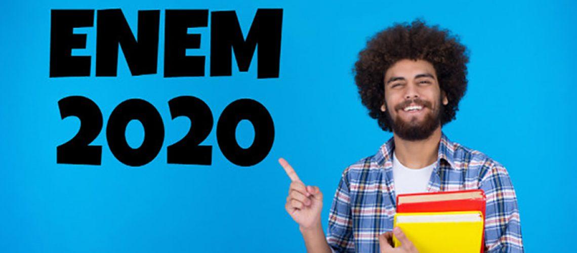 O MEC decidiu adiar o Exame Nacional do Ensino Médio (Enem) 2020 em função dos impactos da pandemia/Foto: Divulgação Internet