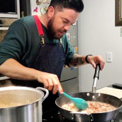 Na Cozinha Pablo Calluans