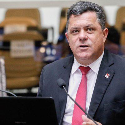 Deputado Ivan Naatz, presidente da Comissão de Turismo e Meio Ambiente da Alesc/Daniel Conzi- Alesc