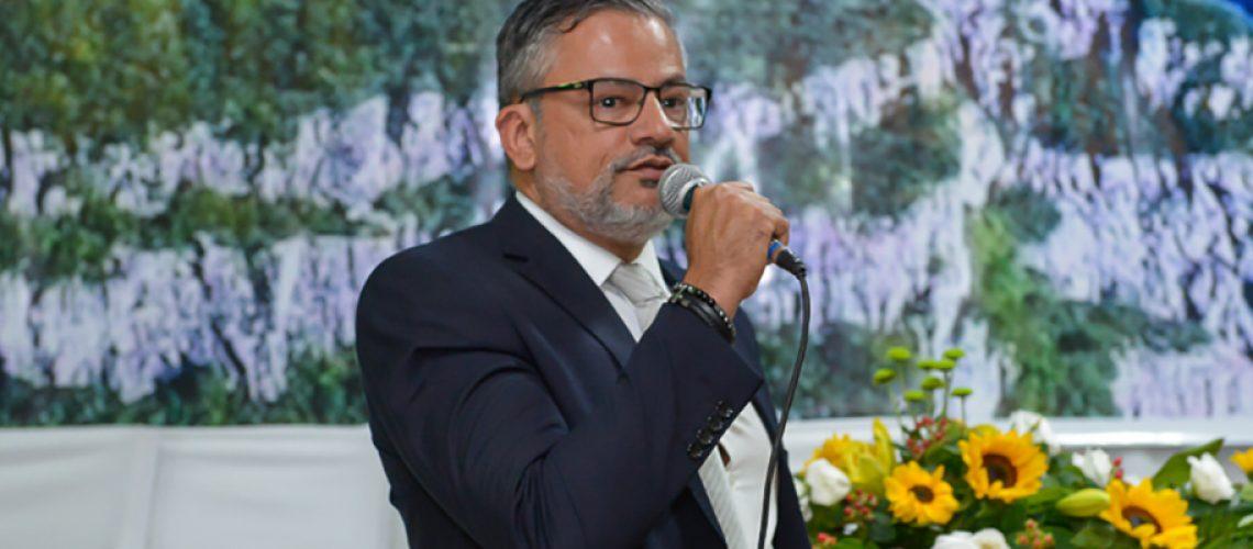 Bob Santos -  Secretário Nacional de Integração Interinstitucional do Ministério do Turismo - Mtur/Foto: Carlos Alves