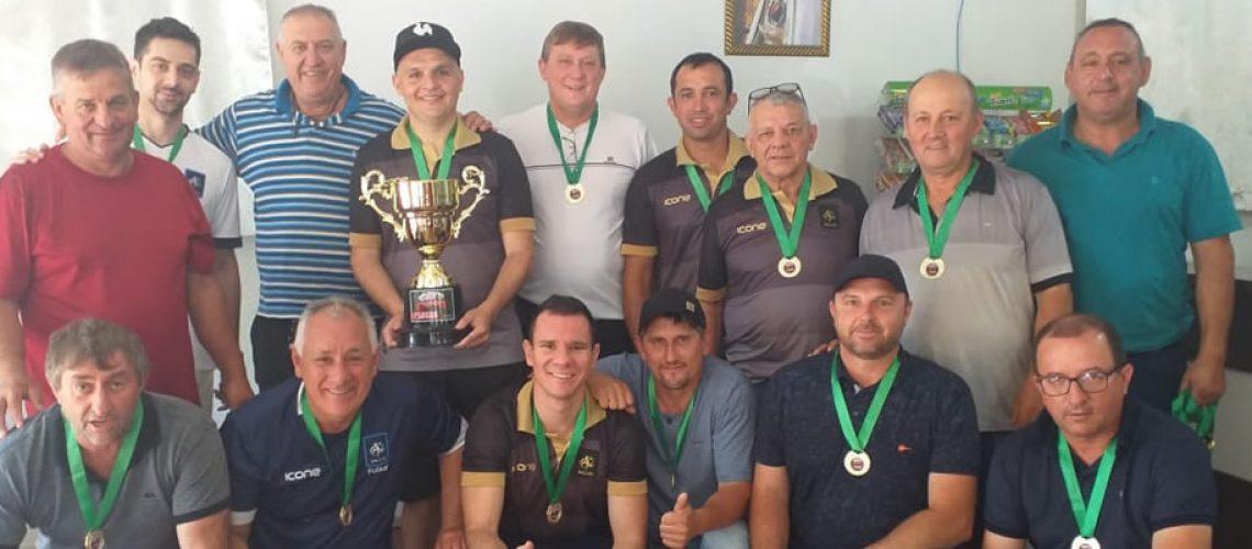 O campeonato que teve inicio no mês de maio e contou com 10 equipes/Foto: Assessoria de Imprensa