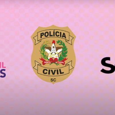 Com objetivo de implementar ações de enfrentamento à violência contra a mulher em Santa Catarina, foi firmado um termo de cooperação entre as entidades