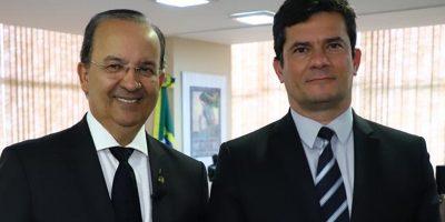 O Senador Jorginho tem sido um parceiro inseparável das pautas o Ministério da Justiça