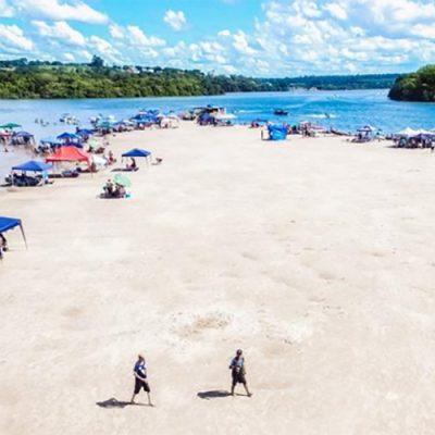 Praia do Meião – Foto Juninho Drone