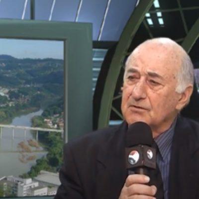 Américo Lorini tinha 74 anos e deixa três filhos/Foto: Bom Dia SC